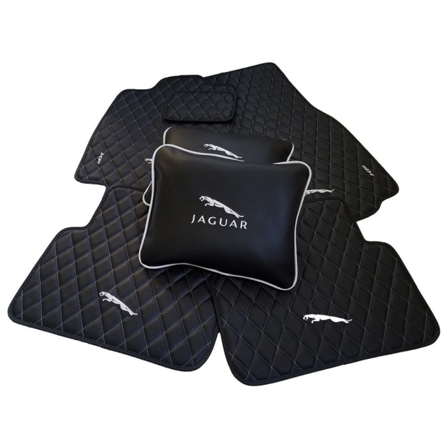 Jaguar Xfr 2010 For Sale: Jaguar Xf Floor Mats With Logo